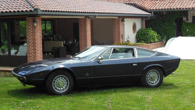 Maserati Khamsin - AM120399 project