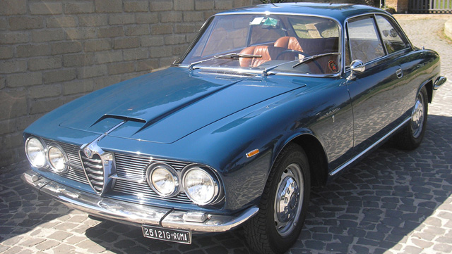 Alfa Romeo 2600 Sprint Coupe