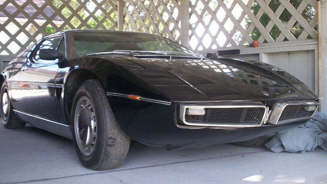 Maserati Bora - Project AM/117/47/066